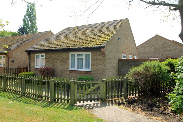 Thumbnail Detached bungalow for sale in Grove Court, Godmanchester