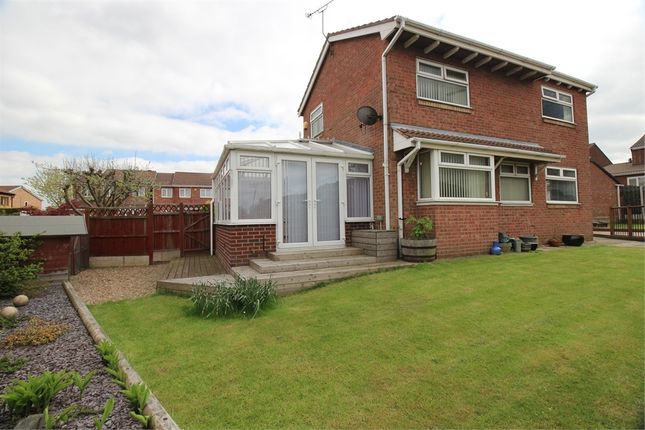 Thumbnail Detached house for sale in Tasman Grove, Maltby, Rotherham, South Yorkshire