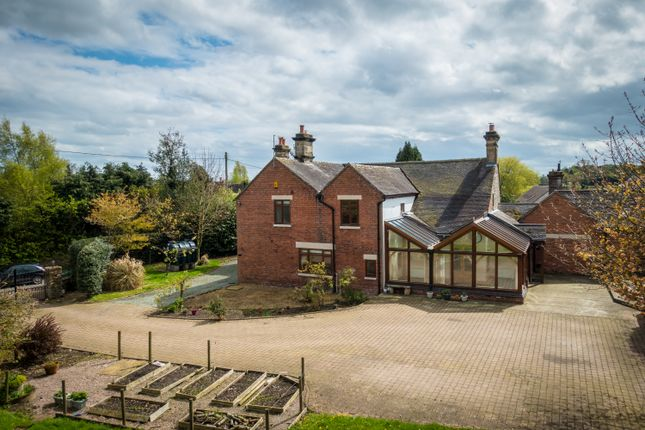 Thumbnail Detached house to rent in The Steadings, Moss Lane, Betton, Market Drayton