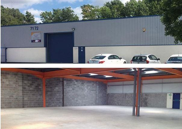 Thumbnail Warehouse to let in Unit 71 & 72 Brindley Road, Runcorn, Cheshire