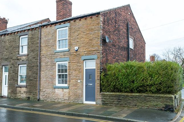 Thumbnail Cottage for sale in Hall Green, Upholland, Skelmersdale