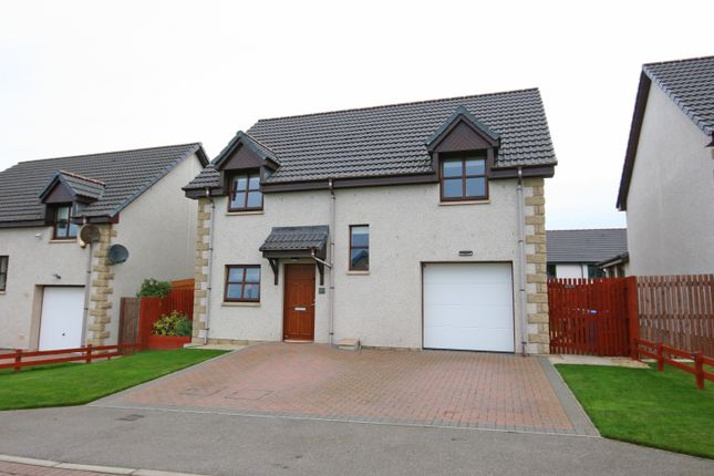 Thumbnail Detached house for sale in 20 Traynor Way, Buckie