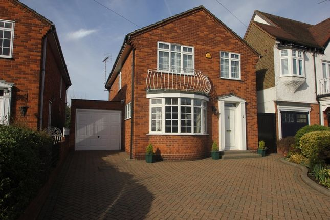 Thumbnail Detached house for sale in Burnham Road, Leigh-On-Sea