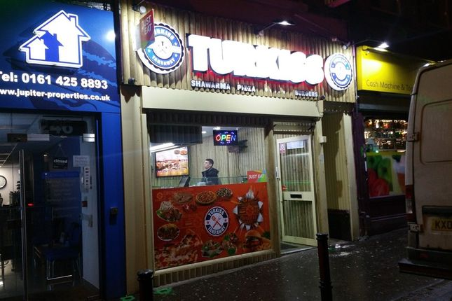 Thumbnail Leisure/hospitality for sale in Wilmslow Road, Fallowfield, Manchester