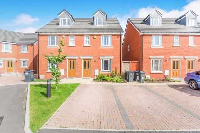 Thumbnail Semi-detached house for sale in Botteville Gardens, Acocks Green, Birmingham, West Midlands