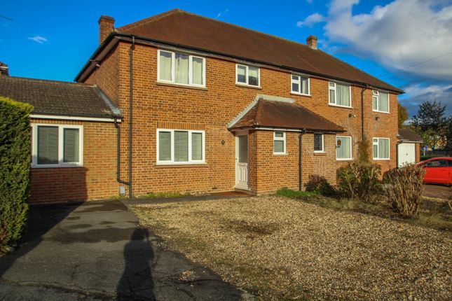 Thumbnail Semi-detached house to rent in Mulgrave Road, Frimley, Camberley