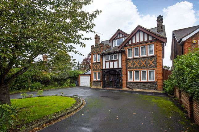 Thumbnail Detached house for sale in Coombe Road, New Malden