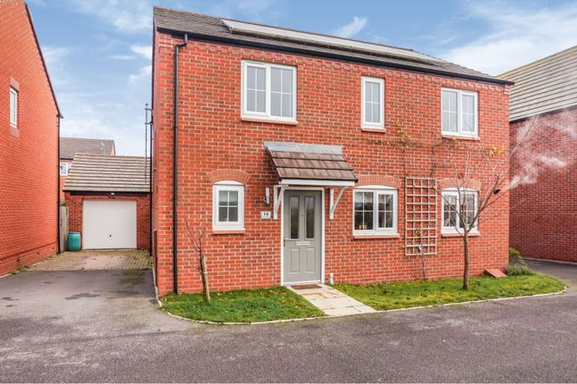 Thumbnail Detached house for sale in Chestnut Way, Bidford On Avon