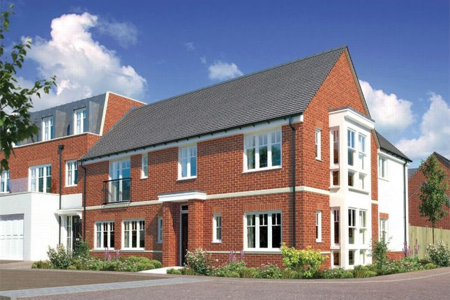 Thumbnail Link-detached house for sale in The York, Inland Homes @ St.John's, Chelmsford