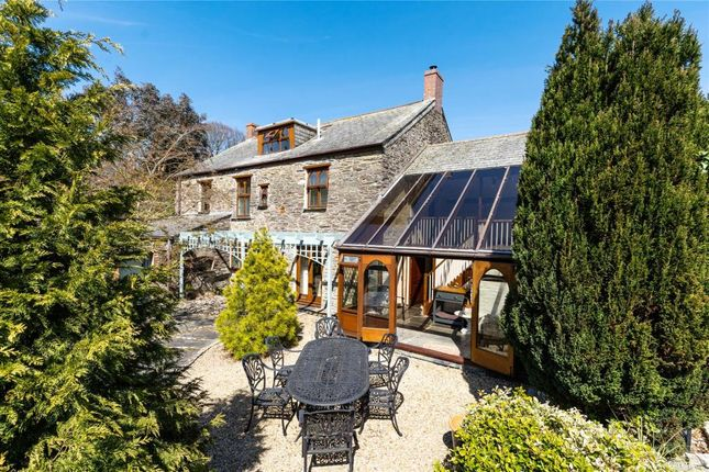 Thumbnail Detached house for sale in Lerryn, Lostwithiel, Cornwall
