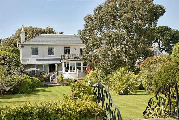 Thumbnail Semi-detached house for sale in Mudeford, Christchurch, Dorset