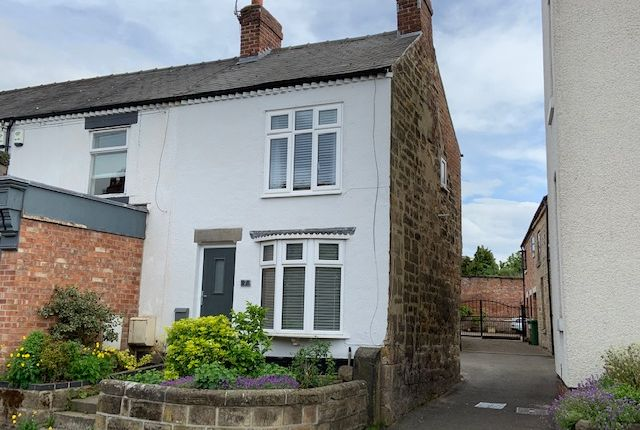 Thumbnail Cottage to rent in Tamworth Street, Duffield, Belper