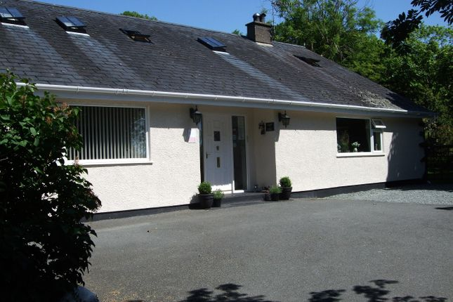 Thumbnail Detached house for sale in Talybont, Near Barmouth