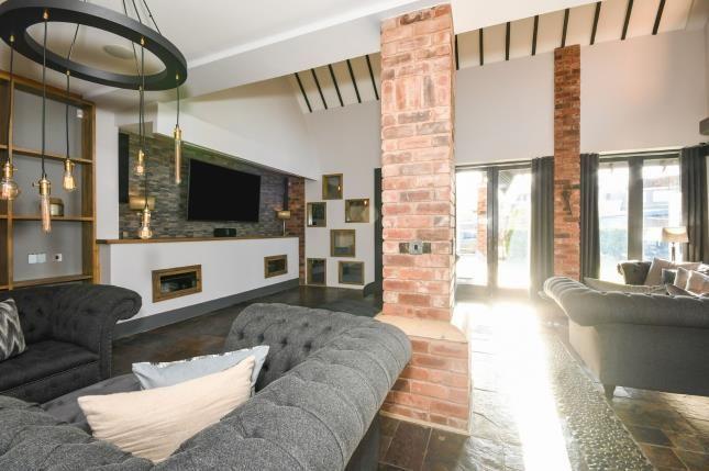 Family Room of Main Street, Shirebrook, Mansfield, Derbyshire NG20