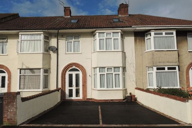 Thumbnail Terraced house to rent in Claverham Road, Fishponds, Bristol