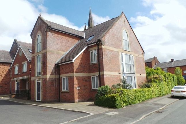 Thumbnail 2 bed flat for sale in Tulketh Avenue, Ashton-On-Ribble, Preston