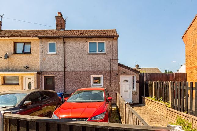 Thumbnail End terrace house for sale in 40 Delaware Crescent, Liverpool