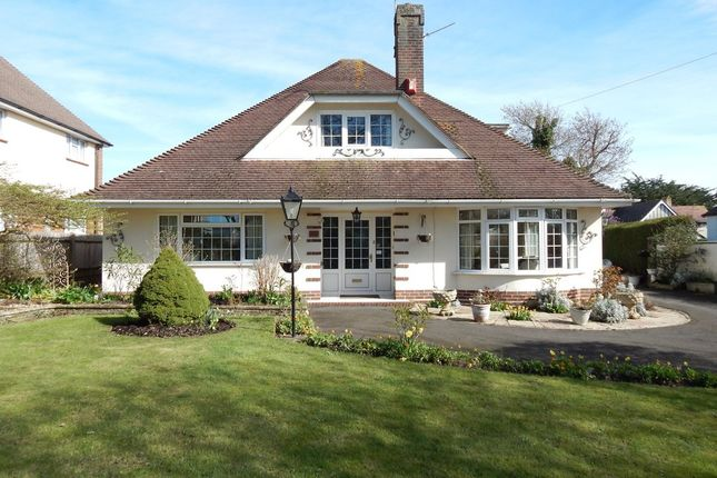 Thumbnail Detached bungalow for sale in Penarth Avenue, Drayton, Portsmouth