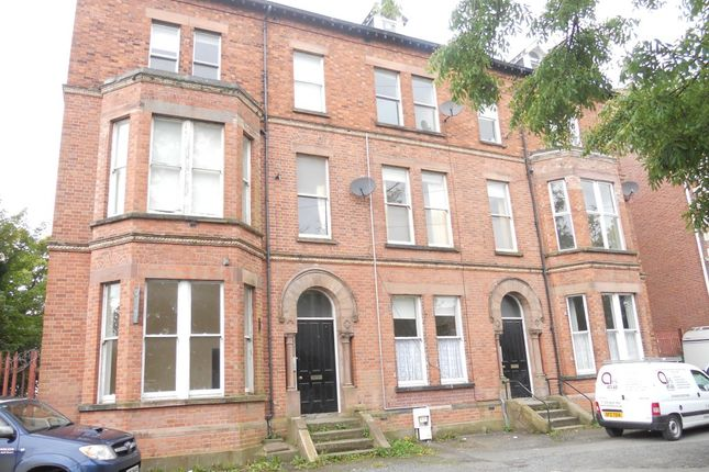 Thumbnail Flat to rent in Antrim Road, Belfast
