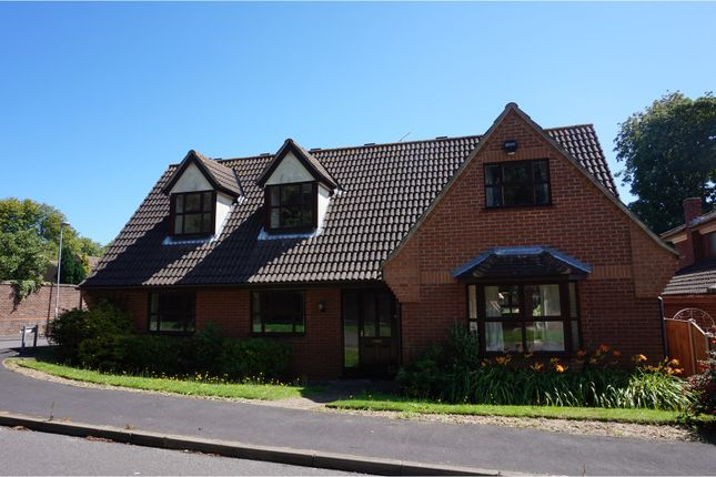 Thumbnail Detached house for sale in Foster Close, Ormesby, Great Yarmouth