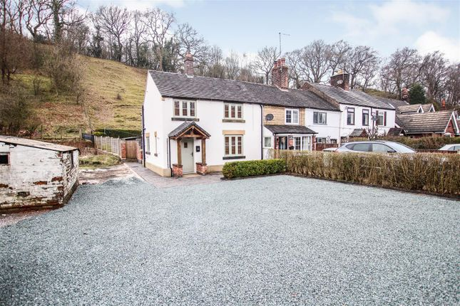 Thumbnail Cottage to rent in Congleton Road, Whitemore, Congleton