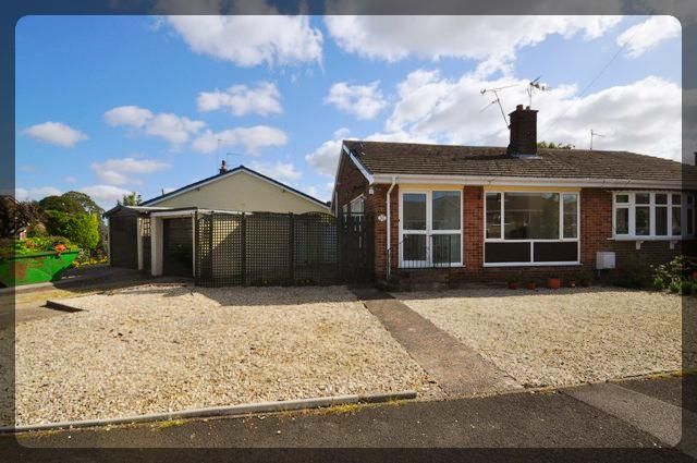 Thumbnail Semi-detached bungalow to rent in Mill Rise, Skidby, Cottingham, East Yorkshire