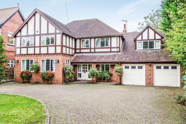 Thumbnail Detached house for sale in Bawtry Road, Bessacarr, Doncaster