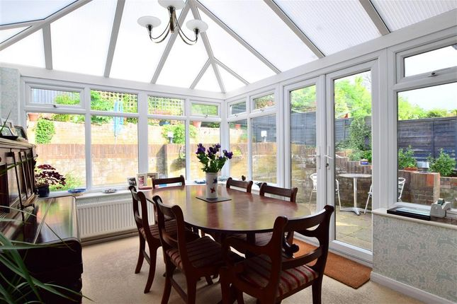 Thumbnail Semi-detached house for sale in Powell Gardens, Newhaven, East Sussex