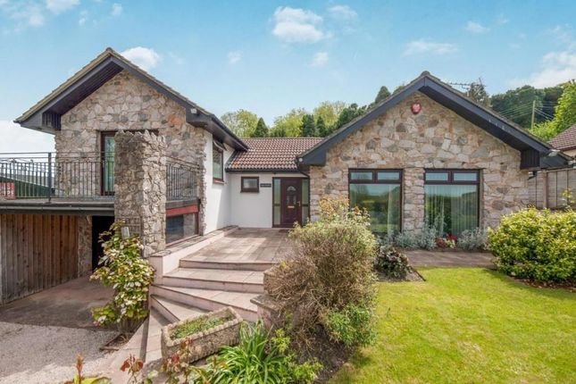 Thumbnail Detached bungalow for sale in Two Mile Oak, Newton Abbot
