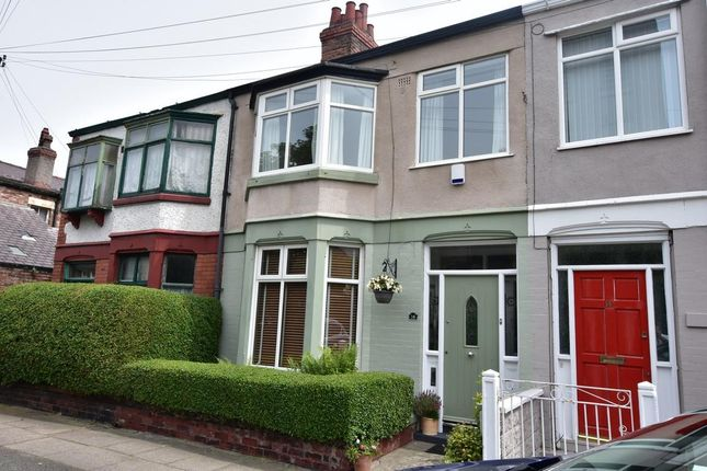 Thumbnail Terraced house for sale in Etruscan Road, Stoneycroft, Liverpool