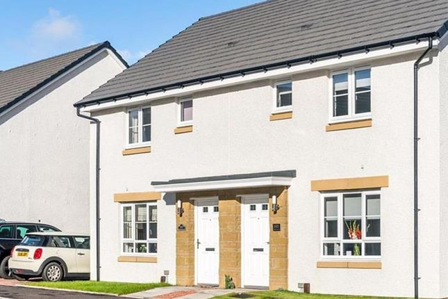"""Thumbnail End terrace house for sale in """"Coull"""" at South Larch Road, Dunfermline"""
