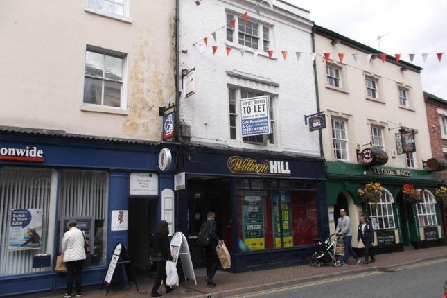 Thumbnail Retail premises to let in Church Street, Oswestry