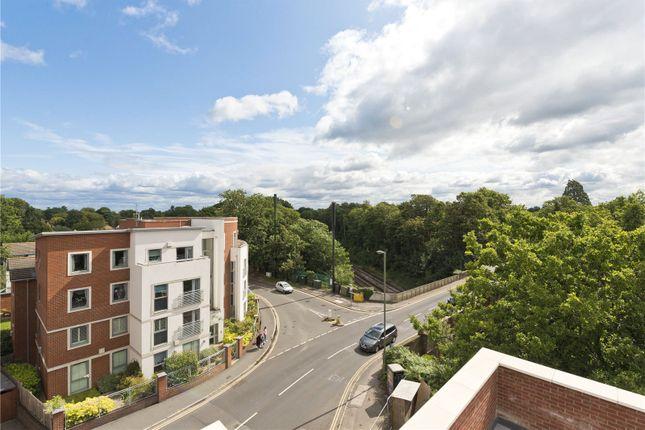 Thumbnail Flat for sale in Landmark Court, 30 Queens Road, Weybridge, Surrey