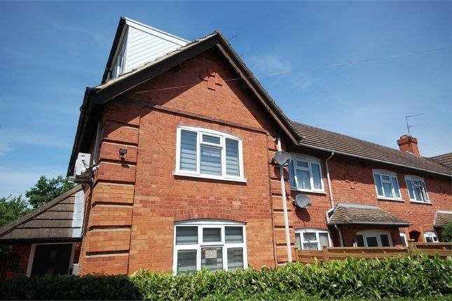Thumbnail End terrace house to rent in Carlton Gardens, Kingsley, Northampton