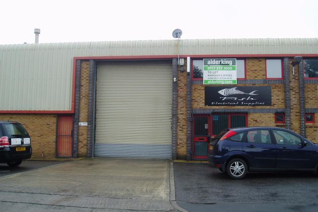 Light industrial for sale in Sunnyside Road North, Weston-Super-Mare
