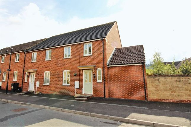 Thumbnail Terraced house for sale in Lower Meadow, Ilminster