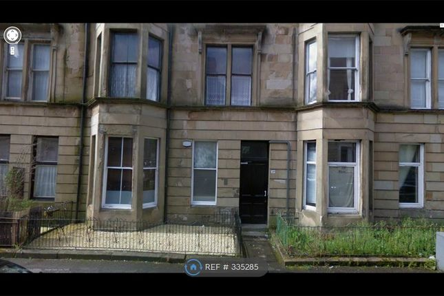 Thumbnail Flat to rent in Bentinck Street, Glasgow