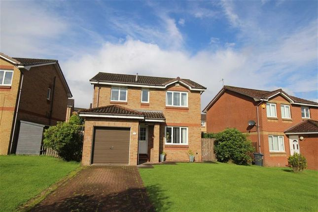 Thumbnail Detached house for sale in Findhorn Crescent, Inverkip, Greenock