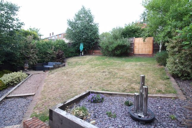 Garden of Melbourne Close, Kingswinford DY6