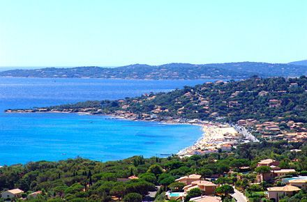 Thumbnail Land for sale in 83120 Ste.-Maxime, France