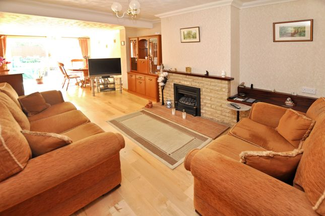 Thumbnail Semi-detached bungalow to rent in Jubilee Close, Steeple Aston, Bicester