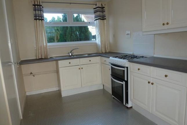 Thumbnail End terrace house to rent in Leven Place, Irvine, Ayrshire
