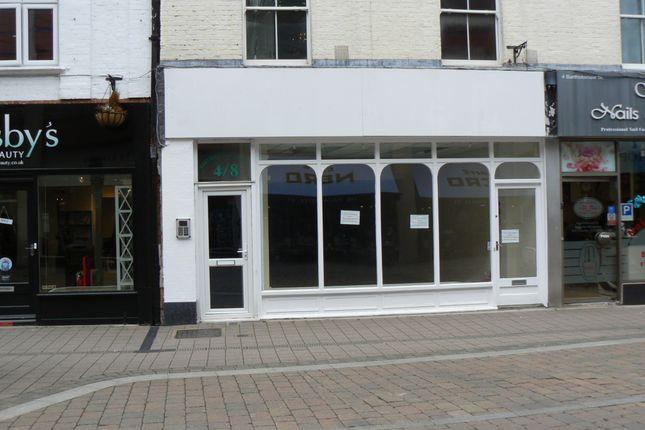 Thumbnail Retail premises to let in 4-6 Bartholomew Street, Newbury