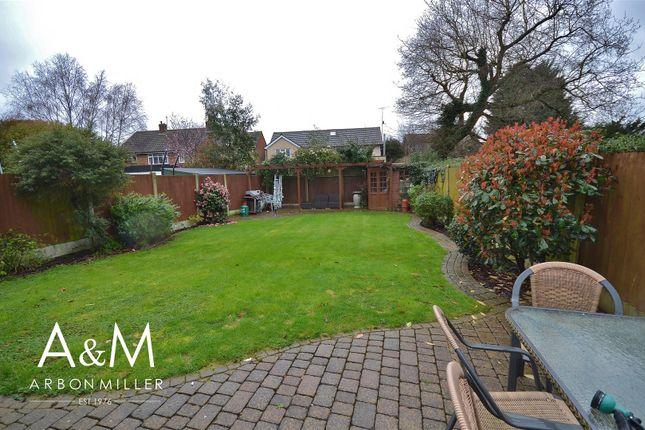 Rear Garden of All Saints Close, Chigwell IG7