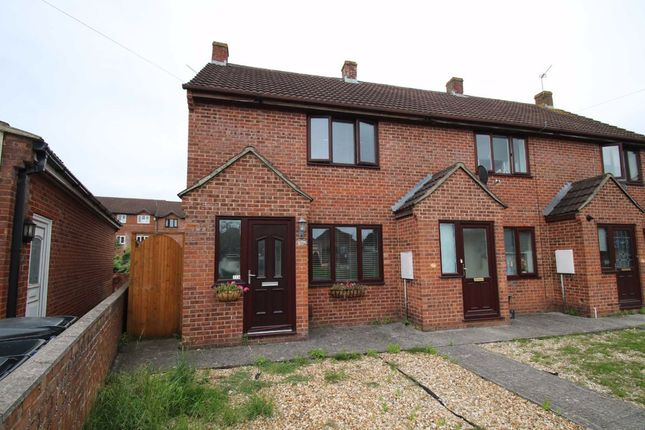 Thumbnail End terrace house to rent in Dursley Road, Trowbridge, Wiltshire