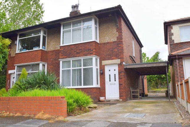 Semi-detached house for sale in Lords Avenue, Lostock Hall, Preston