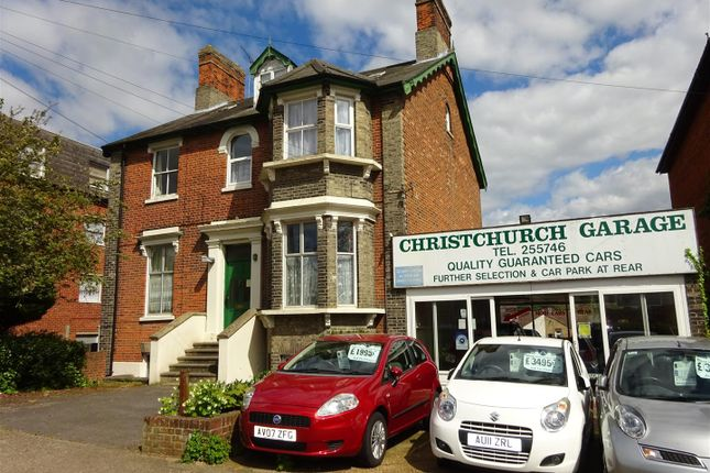 Thumbnail Property for sale in Christchurch Street, Ipswich