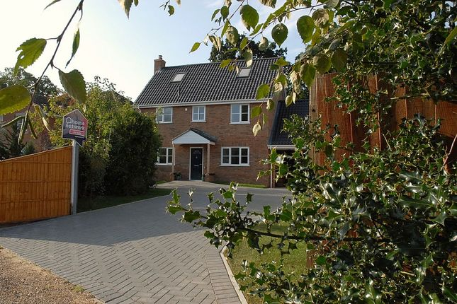 Thumbnail Detached house for sale in 2C Breck Farm Lane, Taverham, Norwich, Norfolk