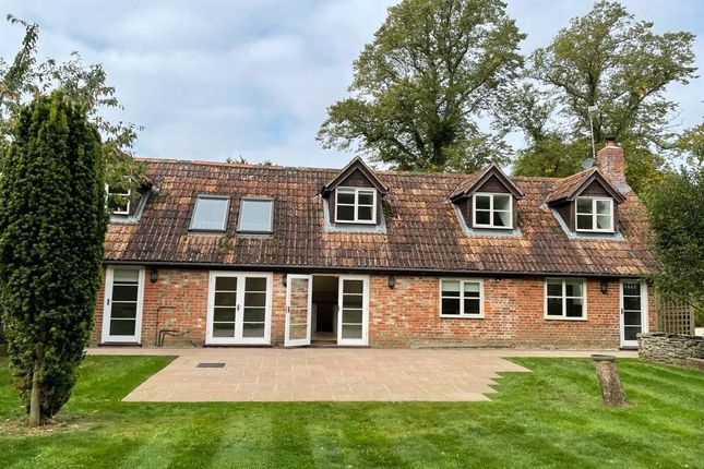 Thumbnail Detached house to rent in Thornhill, Stalbridge, Sturminster Newton