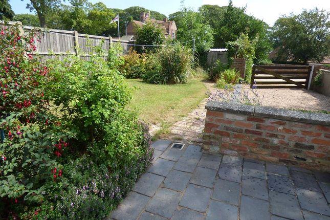 Garden of Main Road, Saltfleet, Louth LN11